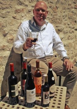 André, Inhaber Umbriaweine