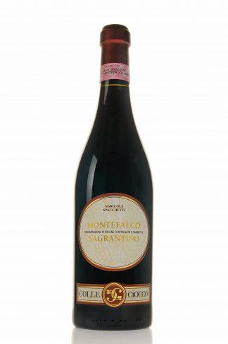 Colle Ciocco Montefalco Sagrantino