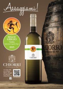 Chiorri Pinot Grigio 2015